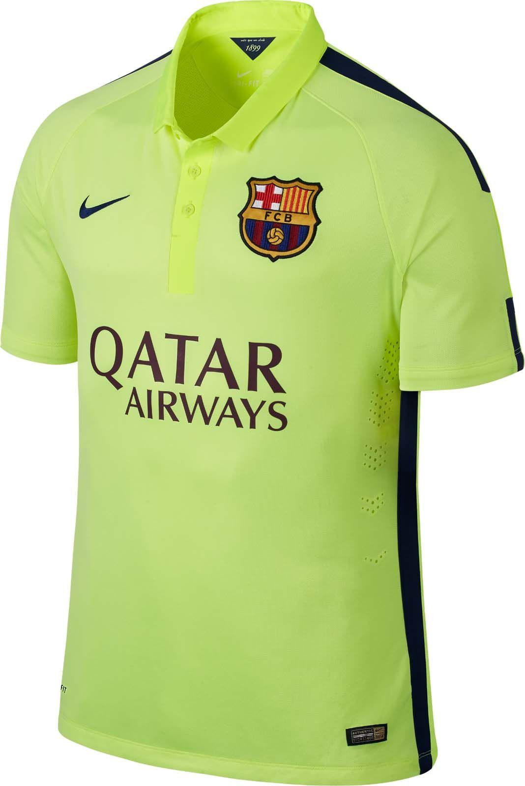 Barcelone 20142015Boutique De Foot Maillot Survetement Third n0wPmONyv8