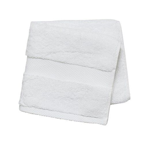 Photo of Savoy Face Cloth Single Hotel Colour: White