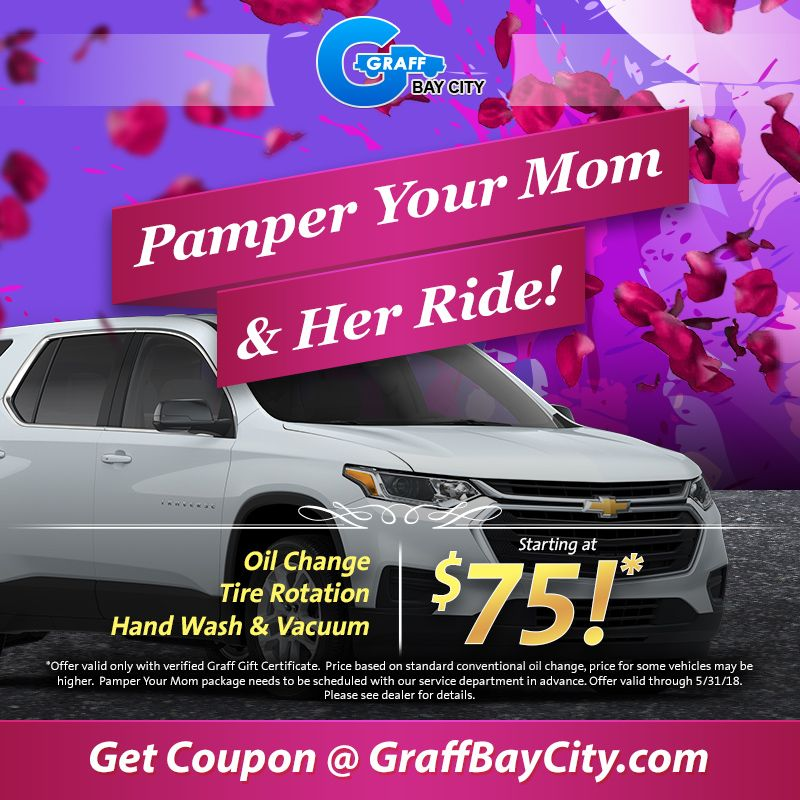 Graff Bay City >> Mother S Day Service Deal At Graff Bay City Find Graff Bay