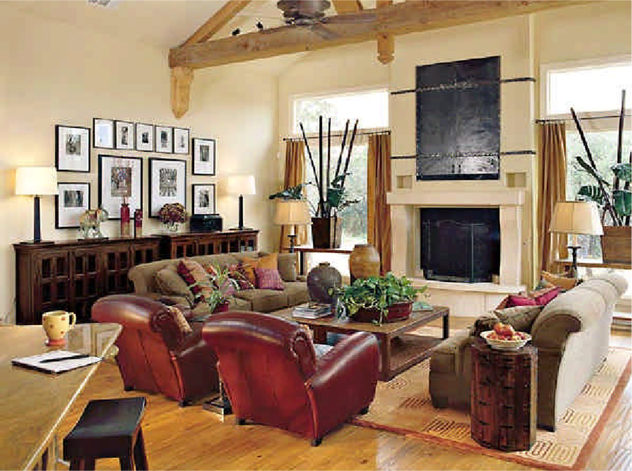 Best Furniture Placement With Large Fireplace In Great Room 400 x 300
