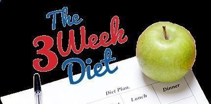 2 Week Diet Plan - The 3 Week Diet - Try out the 3 week diet plan to lose 21lbs of fat in 21 days. A popular diet pla - THE 3 WEEK DIET is a revolutionary new diet system that not only guarantees to help you lose weight - A Foolproof, Science-Based System that's Guaranteed to Melt Away All Your Unwanted Stubborn Body Fat in Just 14 Days...No Matter How Hard You've Tried Before!
