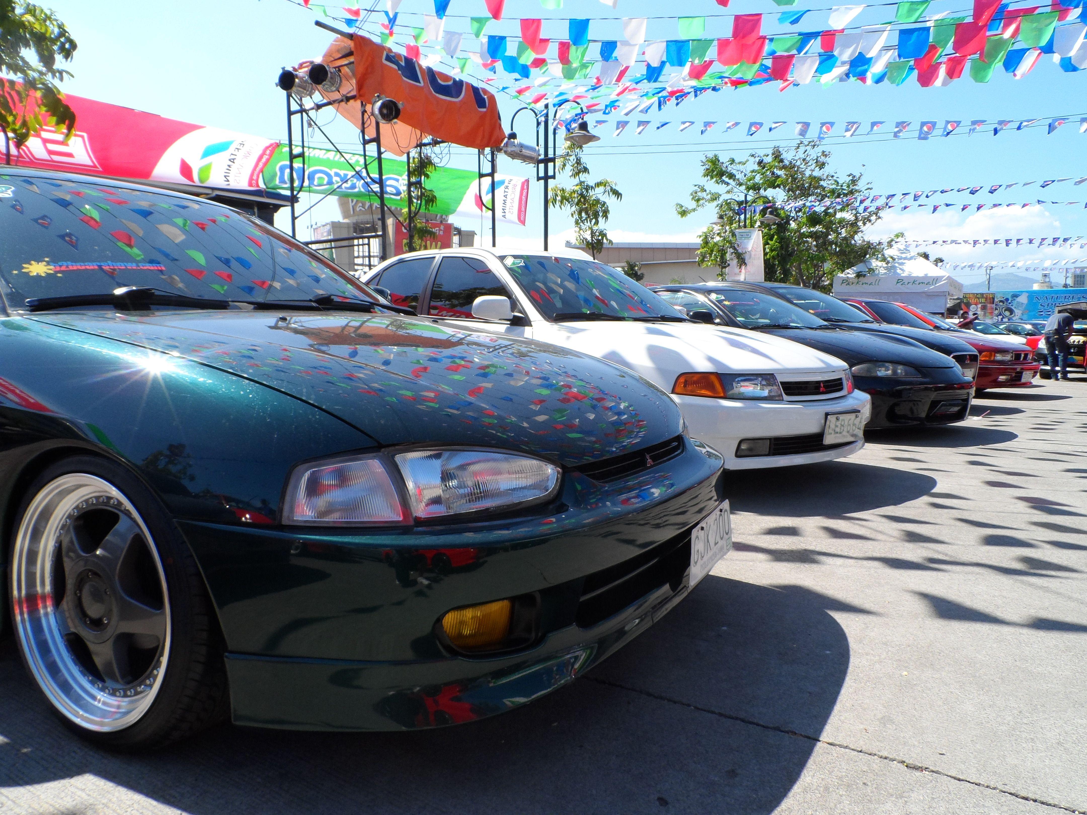 Car sticker maker cebu - Show Cars Lining Up Pick Your Bet Cebu Auto Blog Cebuautoblog