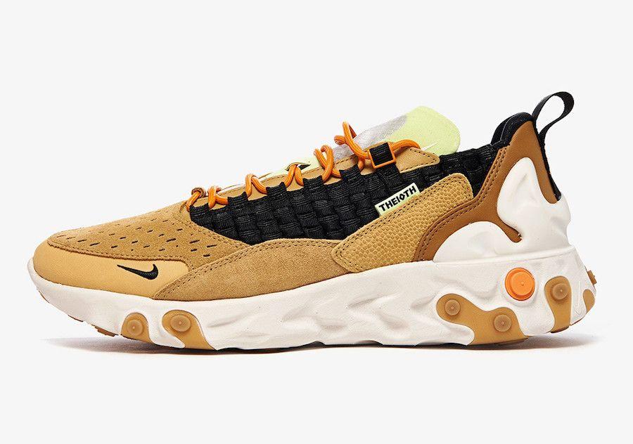 Nike React Sertu AT5301-700 Release Date - Sneaker Bar Detroit ...