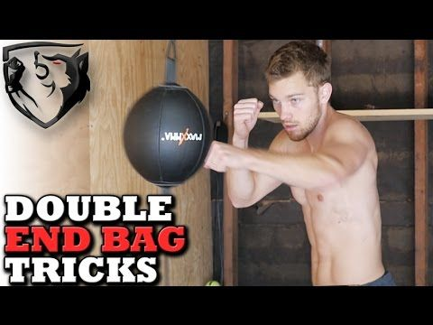 Double End Bag Tutorial Advanced Kickboxing Tricks Youtube Boxing Techniques Martial Arts Training Kickboxing