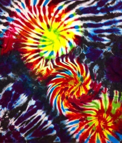 Cool Hippie Tie Dye Trippy Living Doll Tie Dye Tie Dye