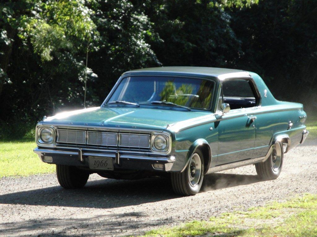 1966 Dodge Dart Gt 3