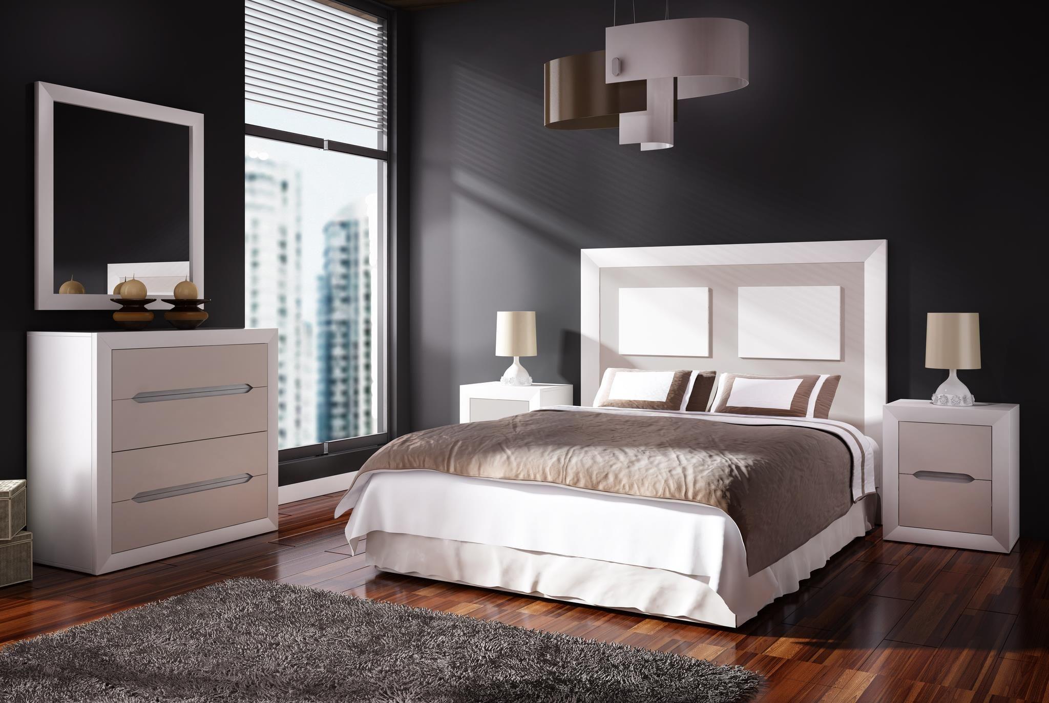 Os gusta este nuevo dormitorio de matrimonio ya est en for Conjunto habitacion matrimonio