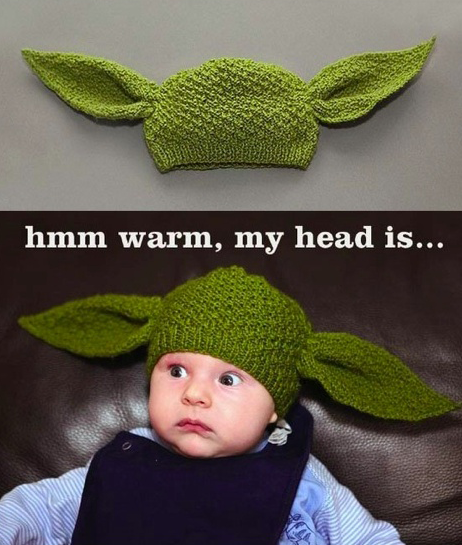 this is awesome! Yoda of Star Wars color op