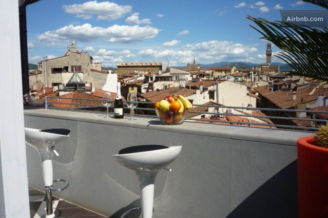 Moro Flat - panoramic penthouse in Florence