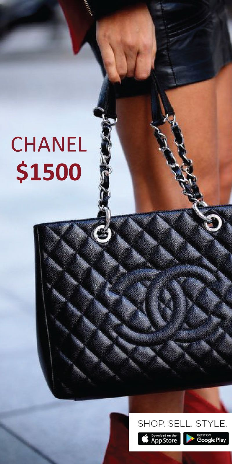 9c17e6f385d3 Find Authentic Chanel