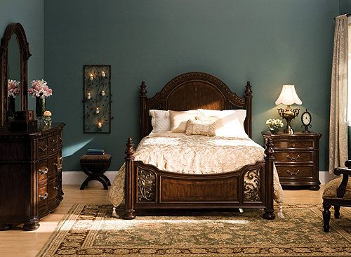 Florence 4-pc. King Bedroom Set | Bedroom Sets | Raymour and ...