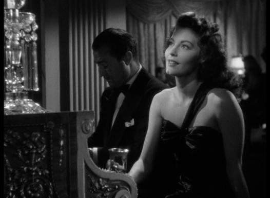 Pin by 👣 Christine 👣 on FILM NOIR | Film noir, Ava gardner, Dark