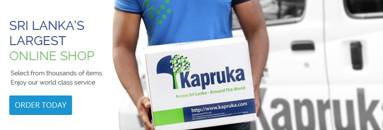 Kapruka.com | Sri Lanka's largest online shop. Send Gifts to Sri Lanka