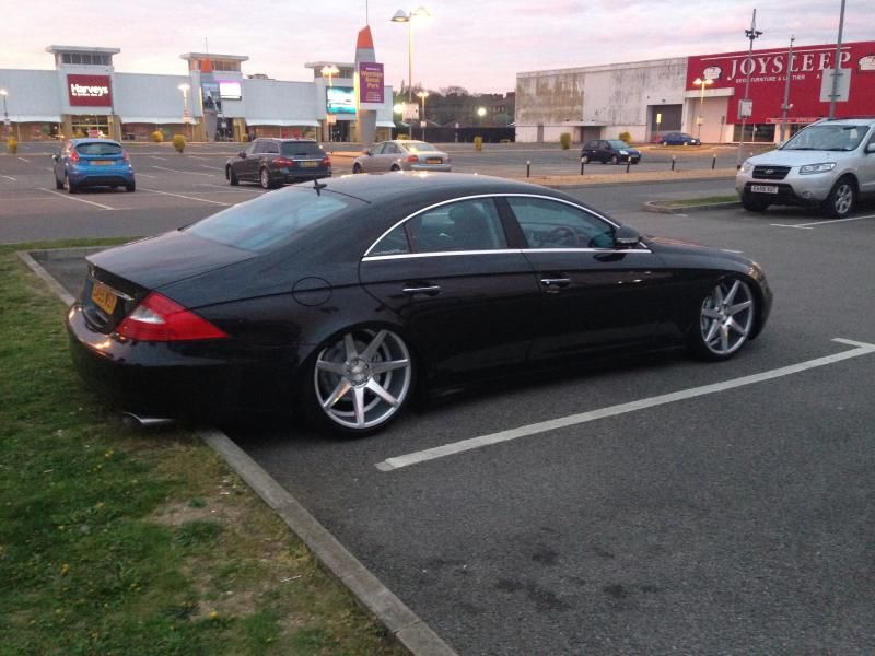Pin by Mikee Montana on Mercedes Benz   Mercedes cls