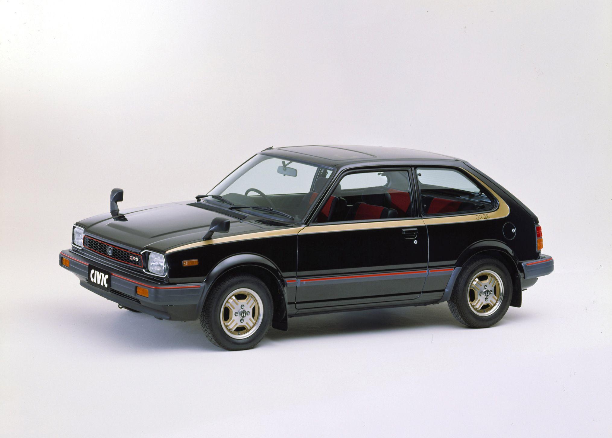 1979 83 Honda Civic 5 Door