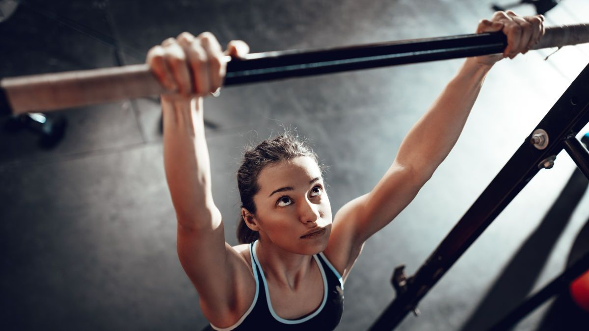 #pullups #fitness Some Benchmarks for Your Pull-Up Journey