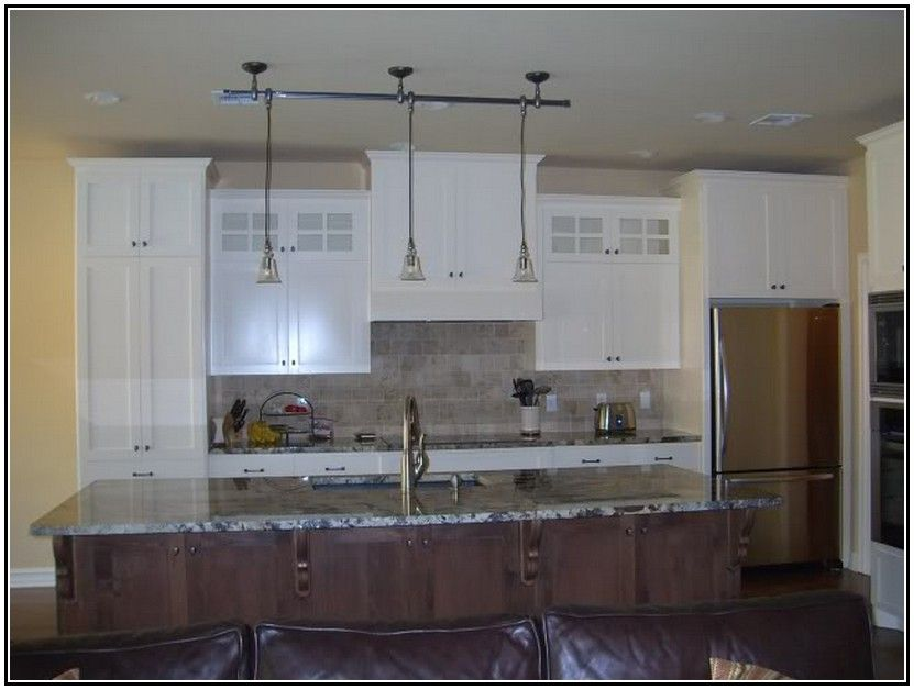 Track Lighting Over Kitchen Island Kitchen Lighting