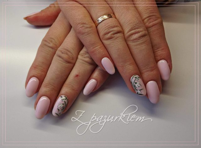 Pin By Gosiagosia On Hybrydy In 2021 Nails Beauty