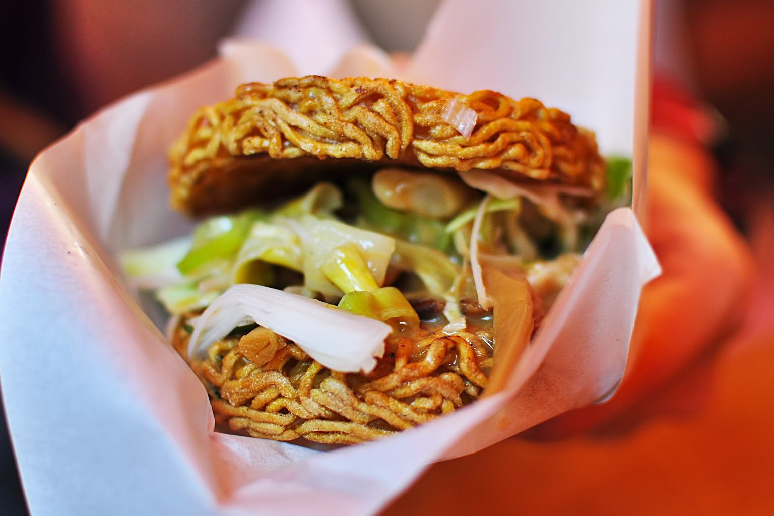 Reddit Can T Stop Making Ramen Burgers Food Shows Food Trends Food