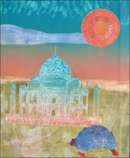 Pat Cresson • Recent Fine Art Work> Serial Monoprints Serial stencil monoprint