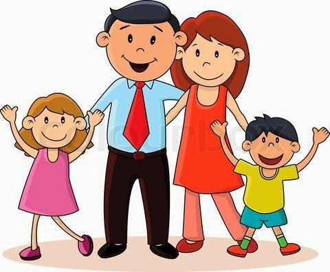 8 Fungsi Keluarga Kartun Keluarga Ayah