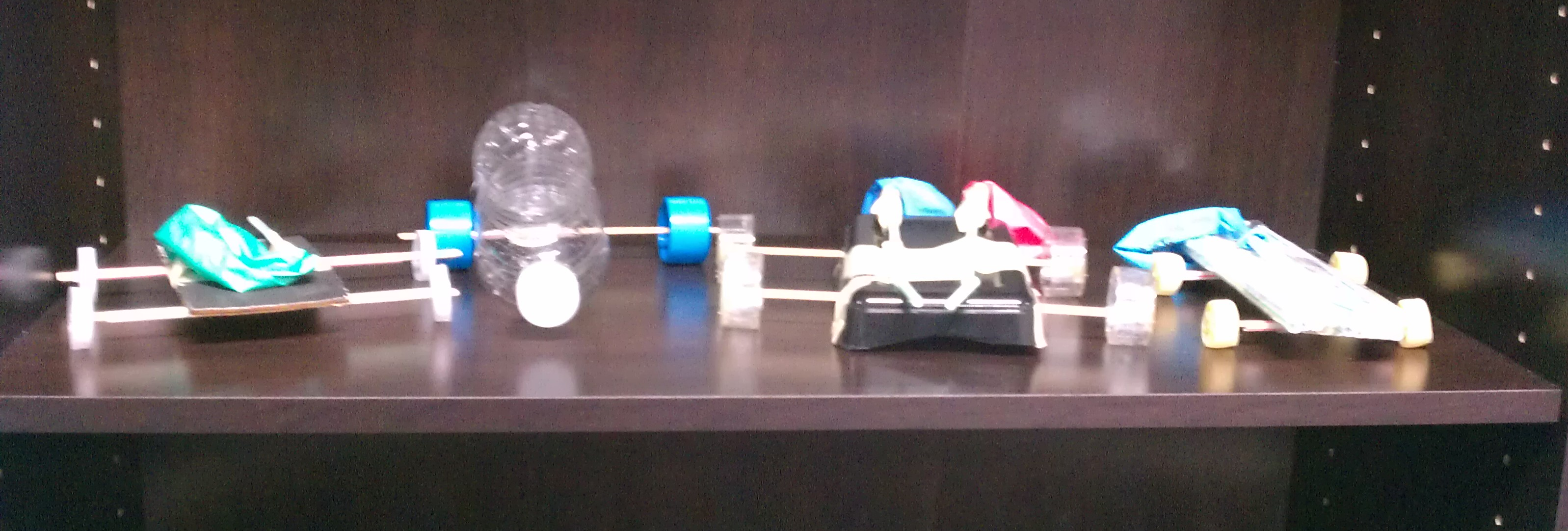8th Grade Middle School Project Newton S Laws Of Motion