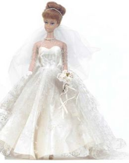d35d9cc7ee9b Toys - Great Gifts Barbie Doll - Gold Platinum Label and Wedding and Beyond