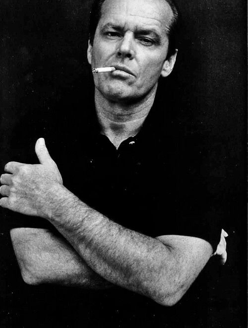 Jack Nicholson I mean you would need many pages to mention all of his films but I like his performances in one flew over the cc nest, easy rider and well bloody all of them.