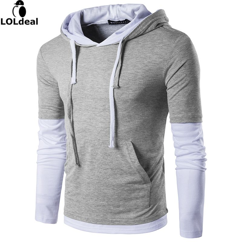 Brand 2018 Hoodie Oblique Zipper Solid Color Hoodies Men Fashion Tracksuit Male Sweatshirt Hoody Mens Purpose Tour Xxxl With The Most Up-To-Date Equipment And Techniques Hoodies & Sweatshirts
