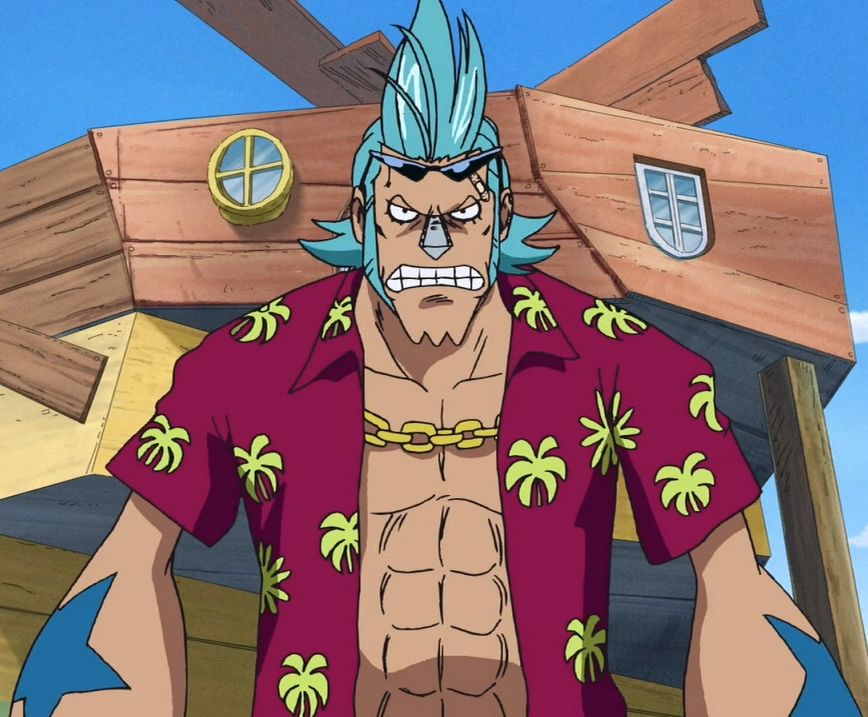 Franky in 2020 | Anime, One piece images, One piece wallpaper iphone