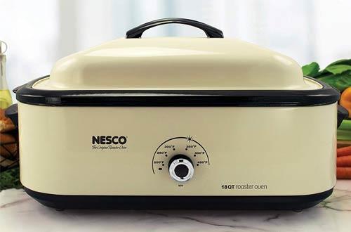 Top 10 Best Electric Roaster Ovens In 2020 Turkey In Roaster