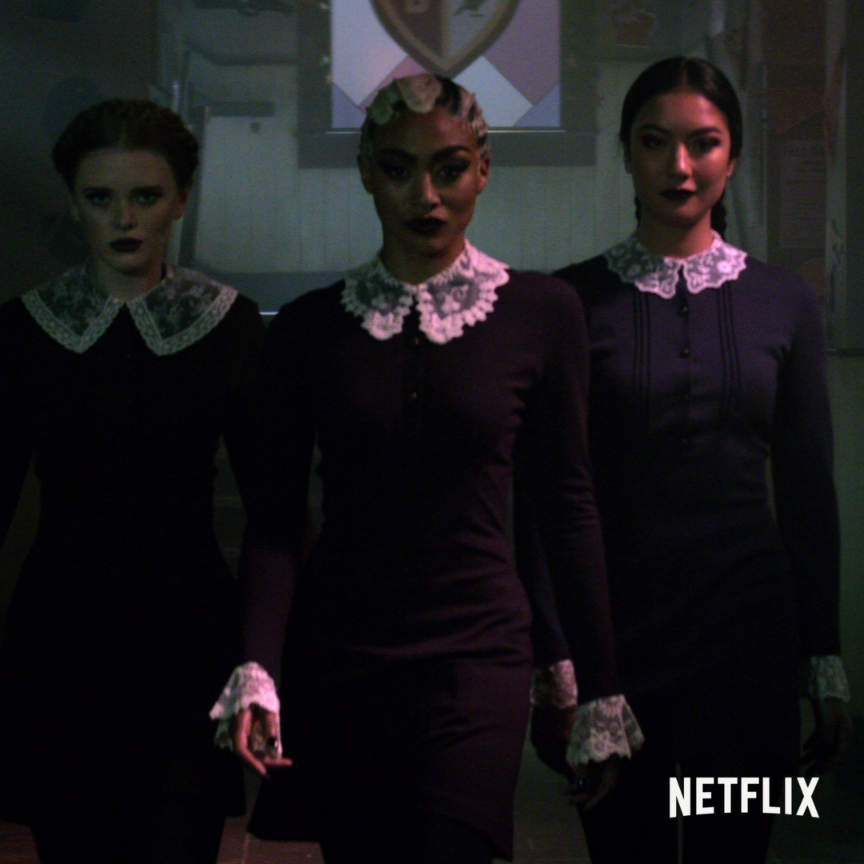 Chilling Adventures of Sabrina | Netflix Official