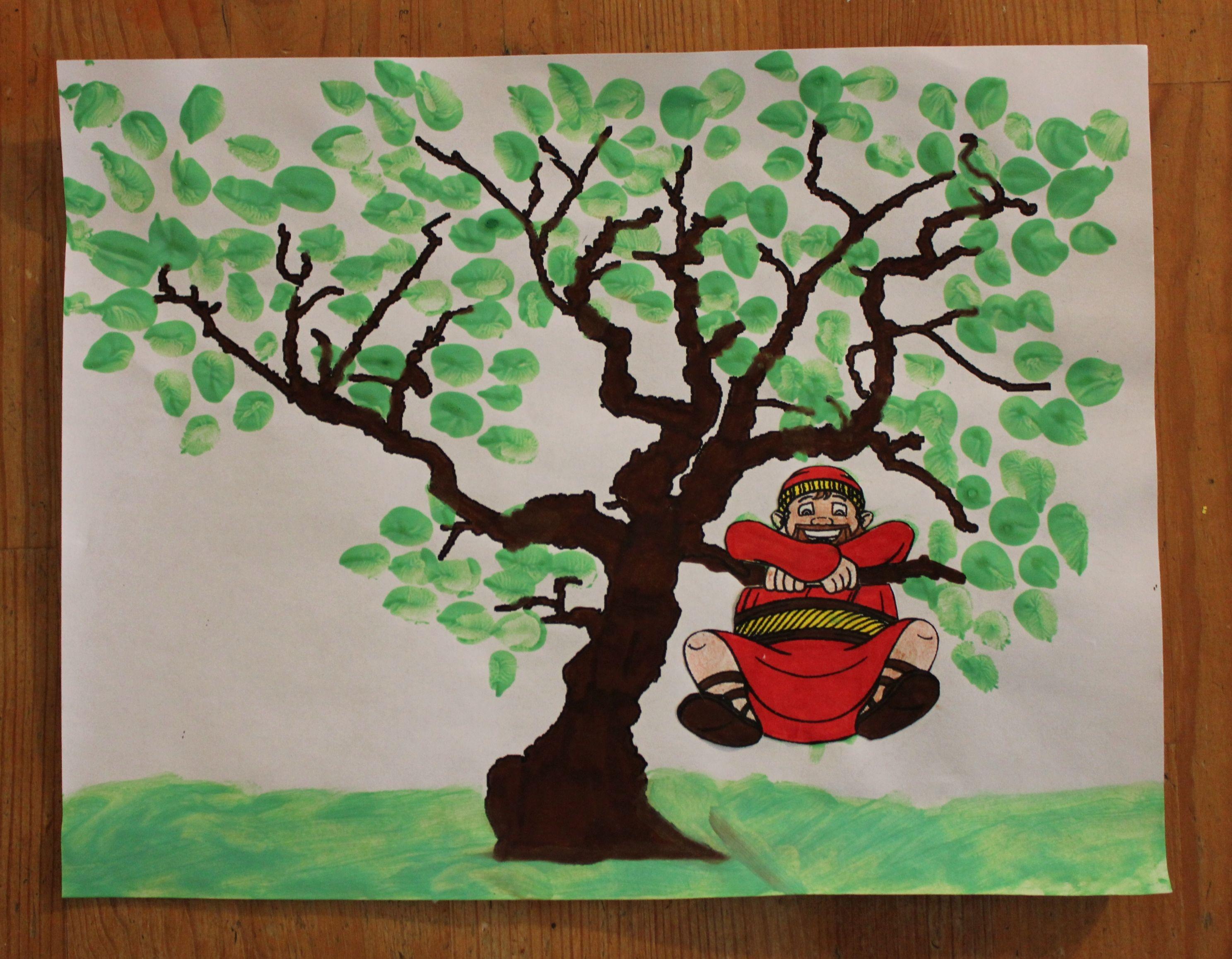 Permalink to Zacchaeus Bible Story Crafts