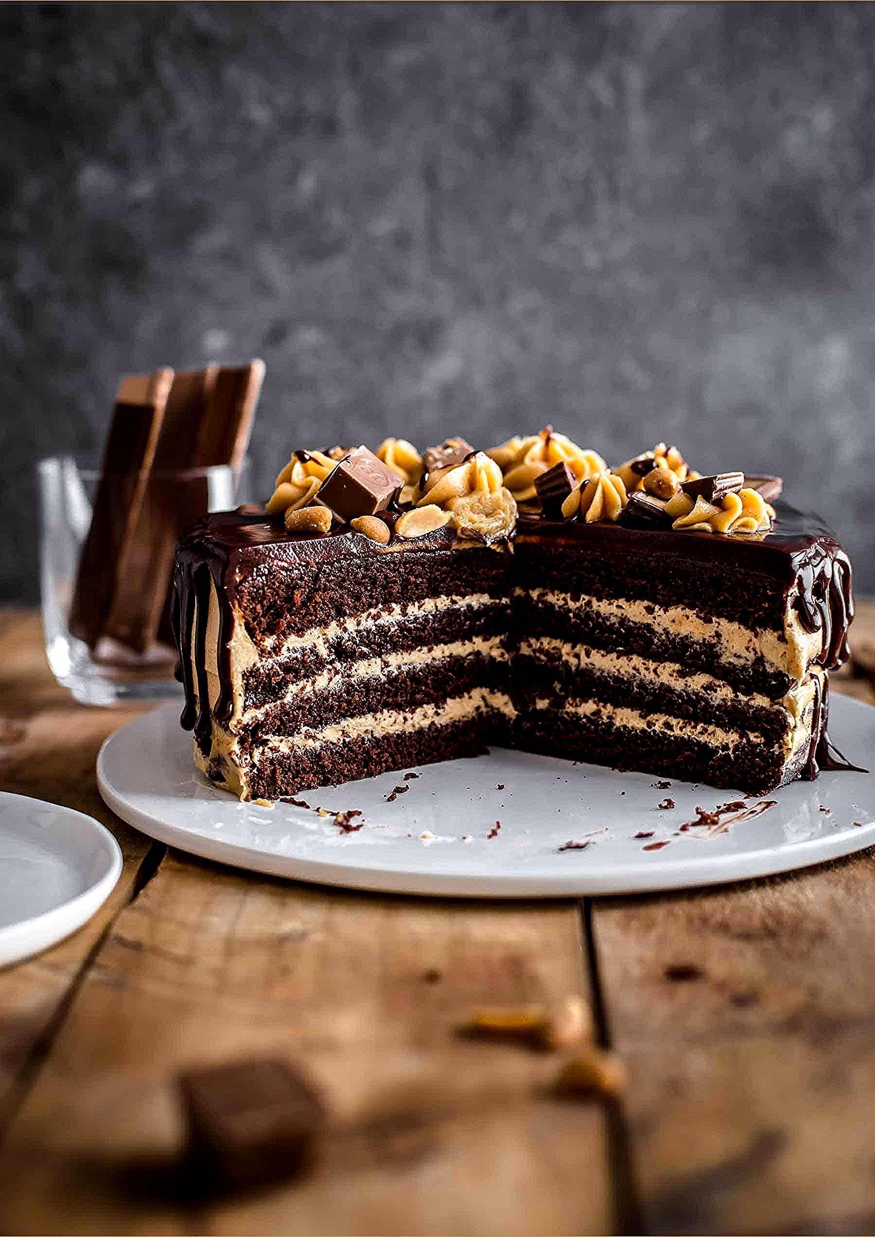 5 Ingredients Truffles Biscuit Peanut Butter Chocolate Truffles Recipe وصفة حلى بالبسكويت و زبدة الفول السوداني المغطاه بالشو Desserts Food Truffles