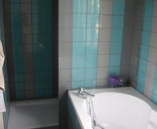 Photo Deco  Salle de bains Blanc Moderne Maison Contemporaine