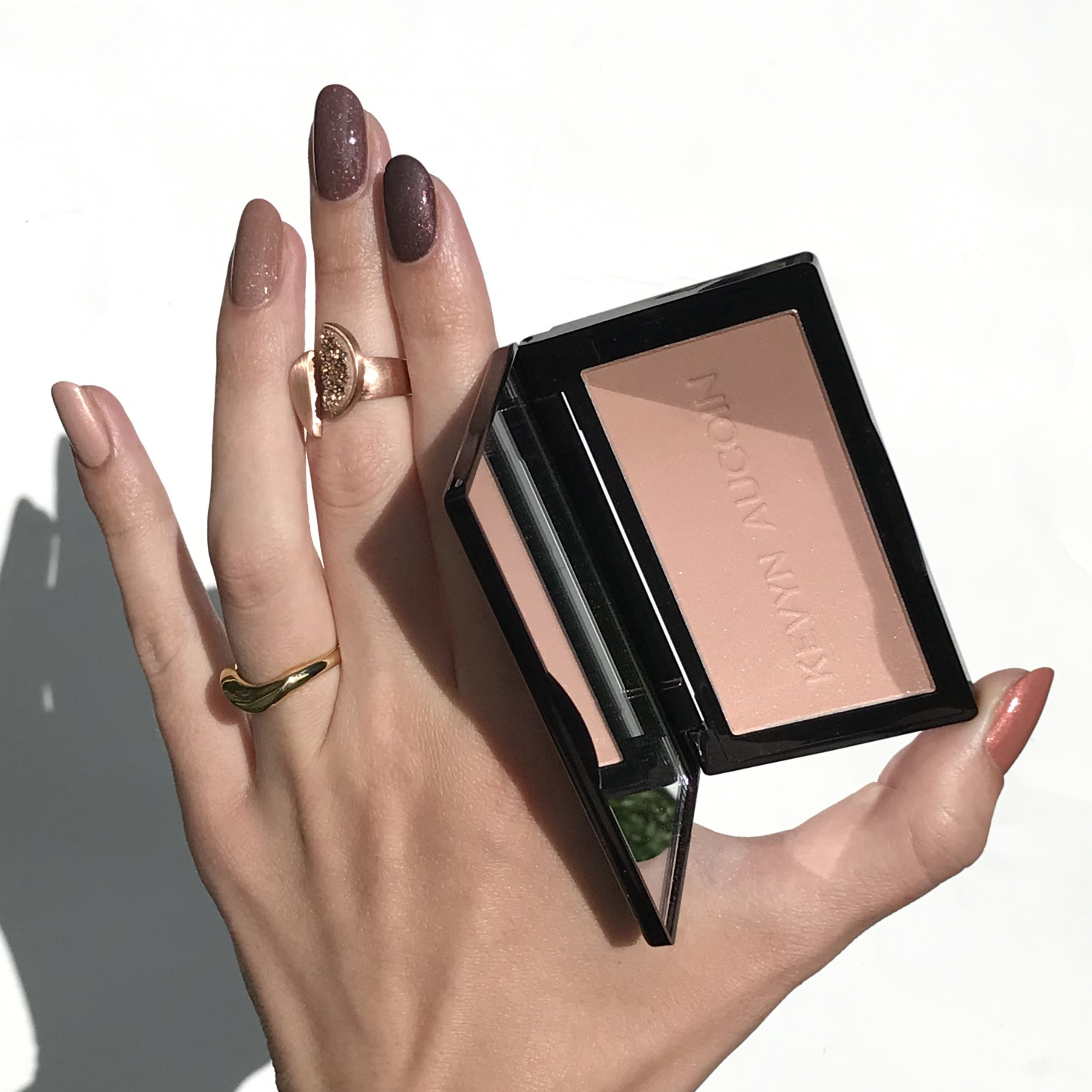 nail bronzer