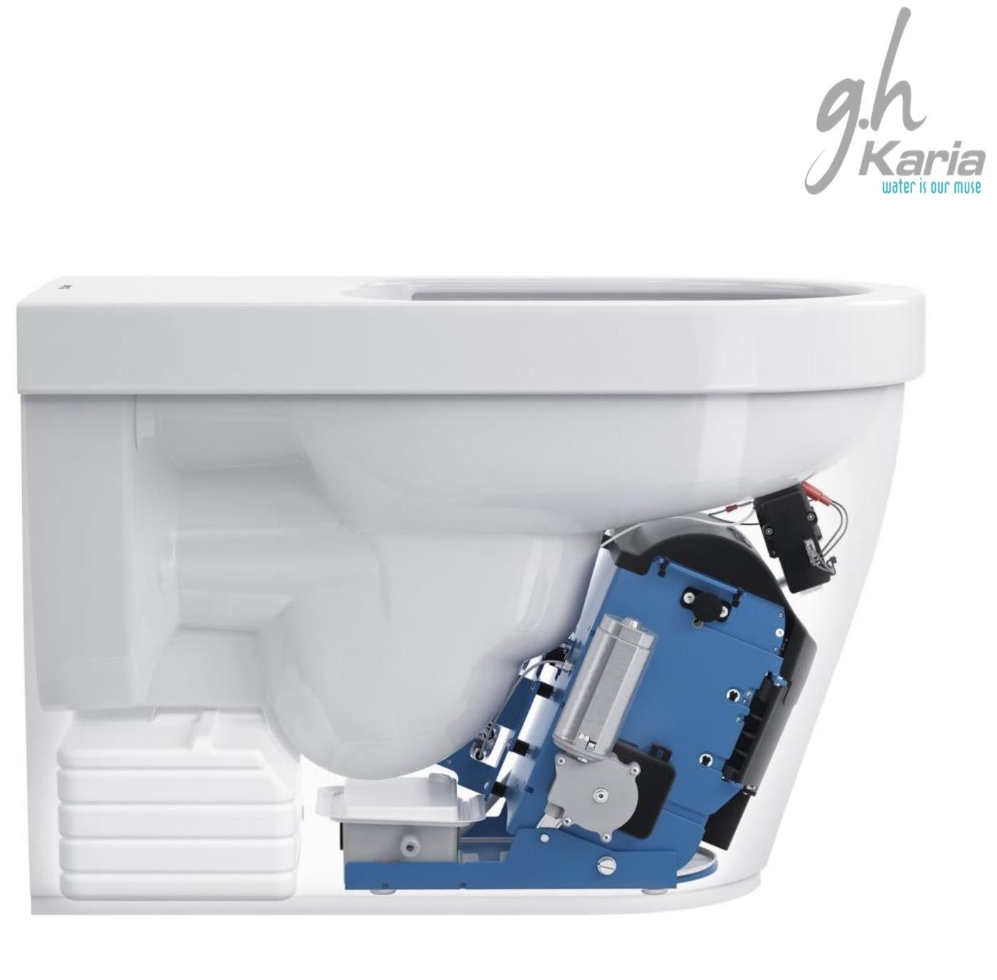 smart toilets or bio tracer