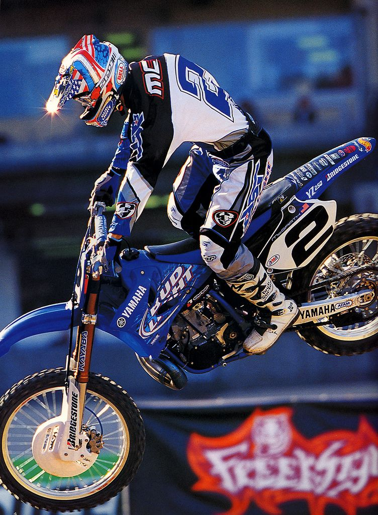 Always will be my favorite racer! McGrath all the way ...