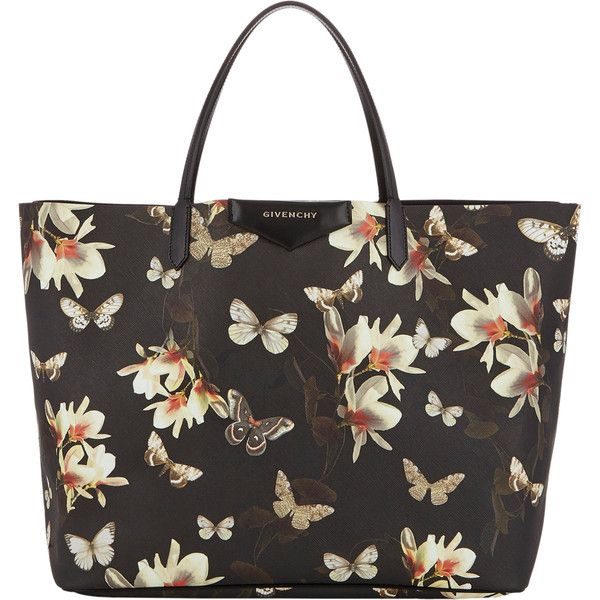 770c59ad5e Givenchy Magnolia   Moth Large Antigona Shopper Tote ( 1