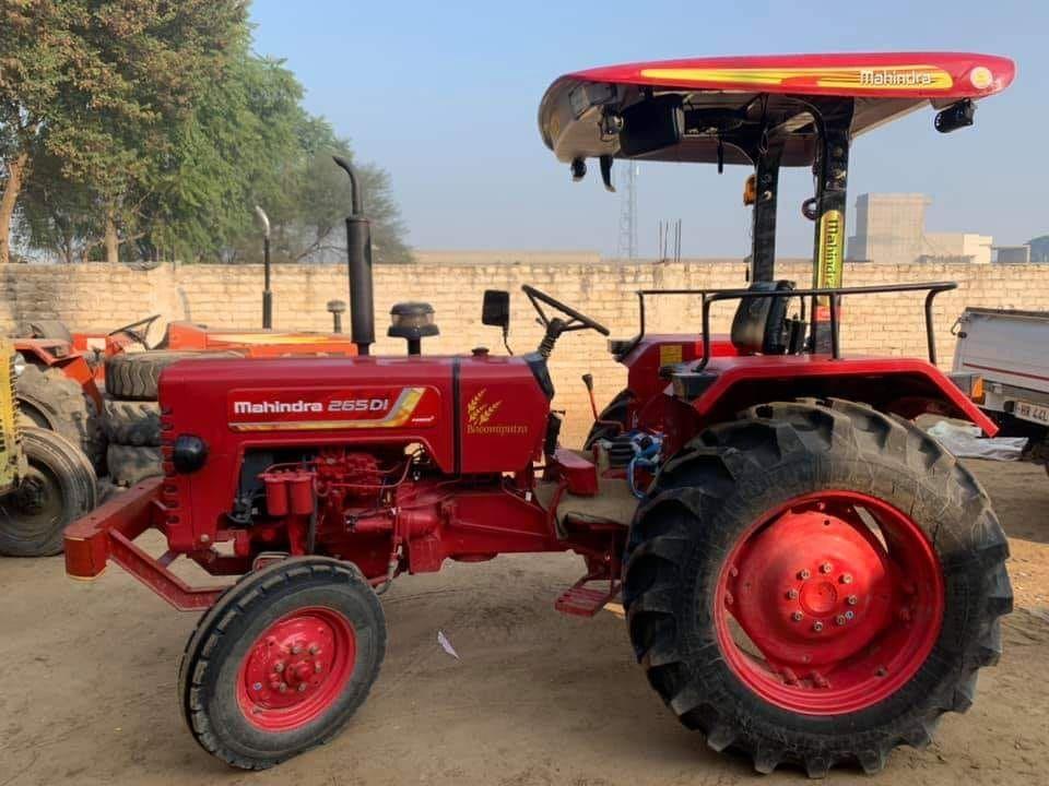 Mahindra 265 Di New Tractor Tractor Price Mahindra Tractor