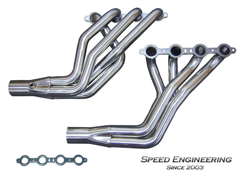 Specific Header Notes Headers Are For Gm Ls Engine Swaps Only These Are Not For Ford Engines Vehicle Applications 1979 1993 Ford Fox Body Mustang Ebay