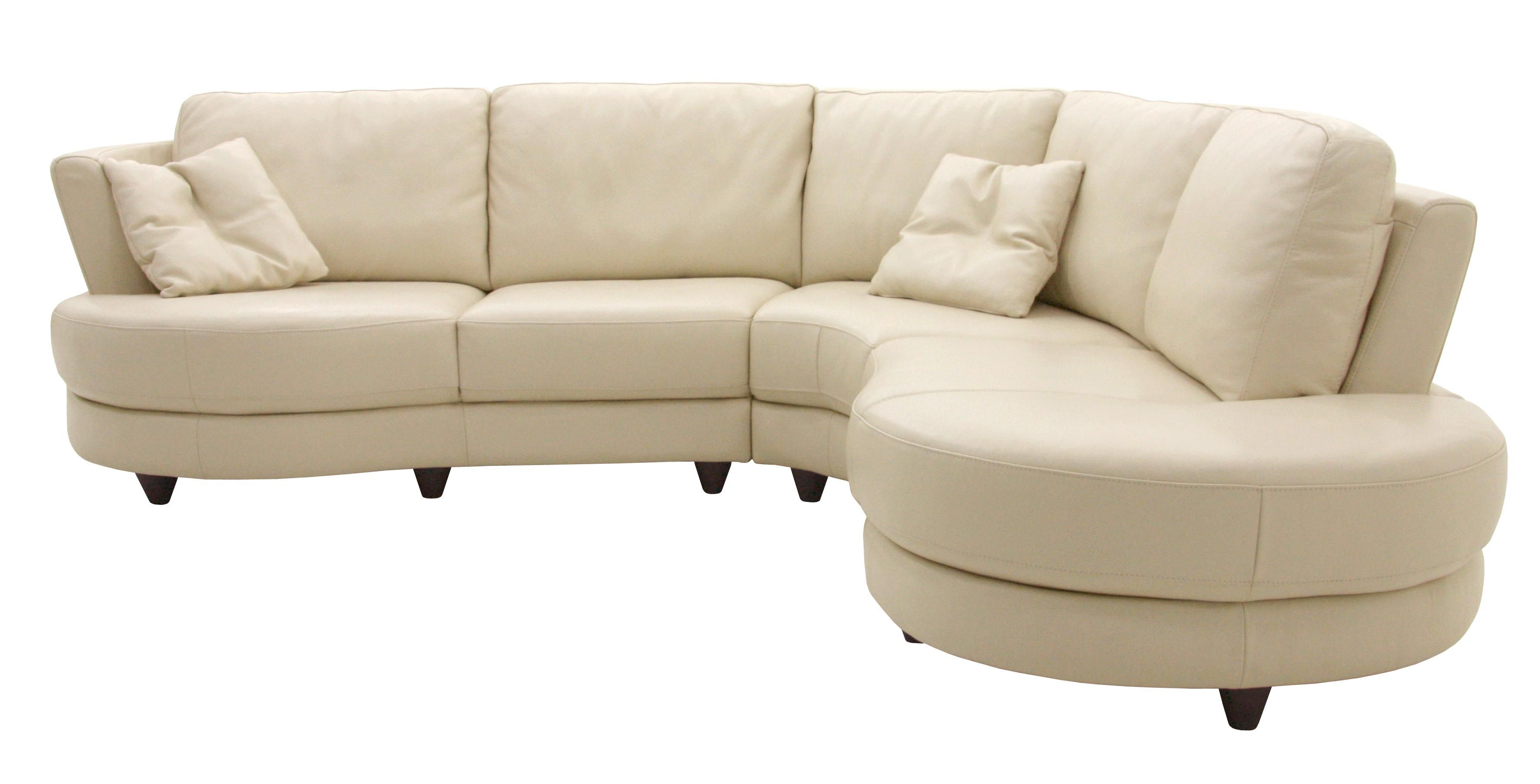Best 2177 2 Piece Sectional By Htl Furniture Curved Sofa 400 x 300