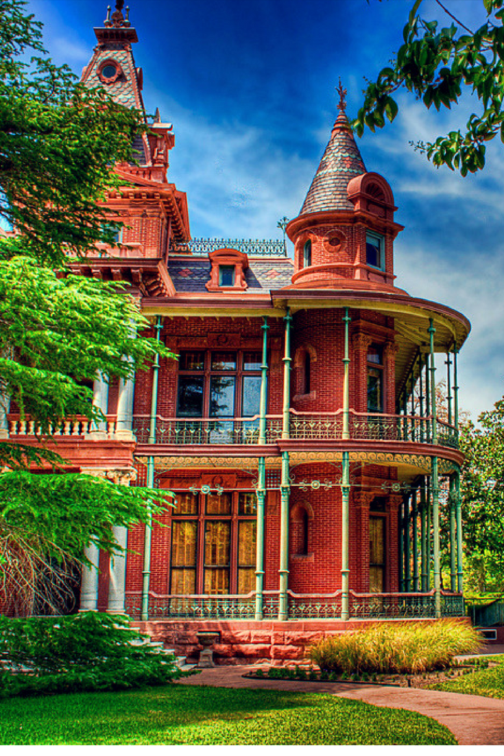 Alice Places Texas Haunted