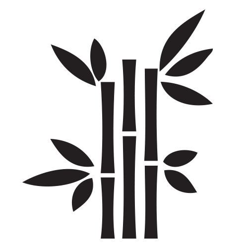 image result for simple bamboo clipart moldes bamboo