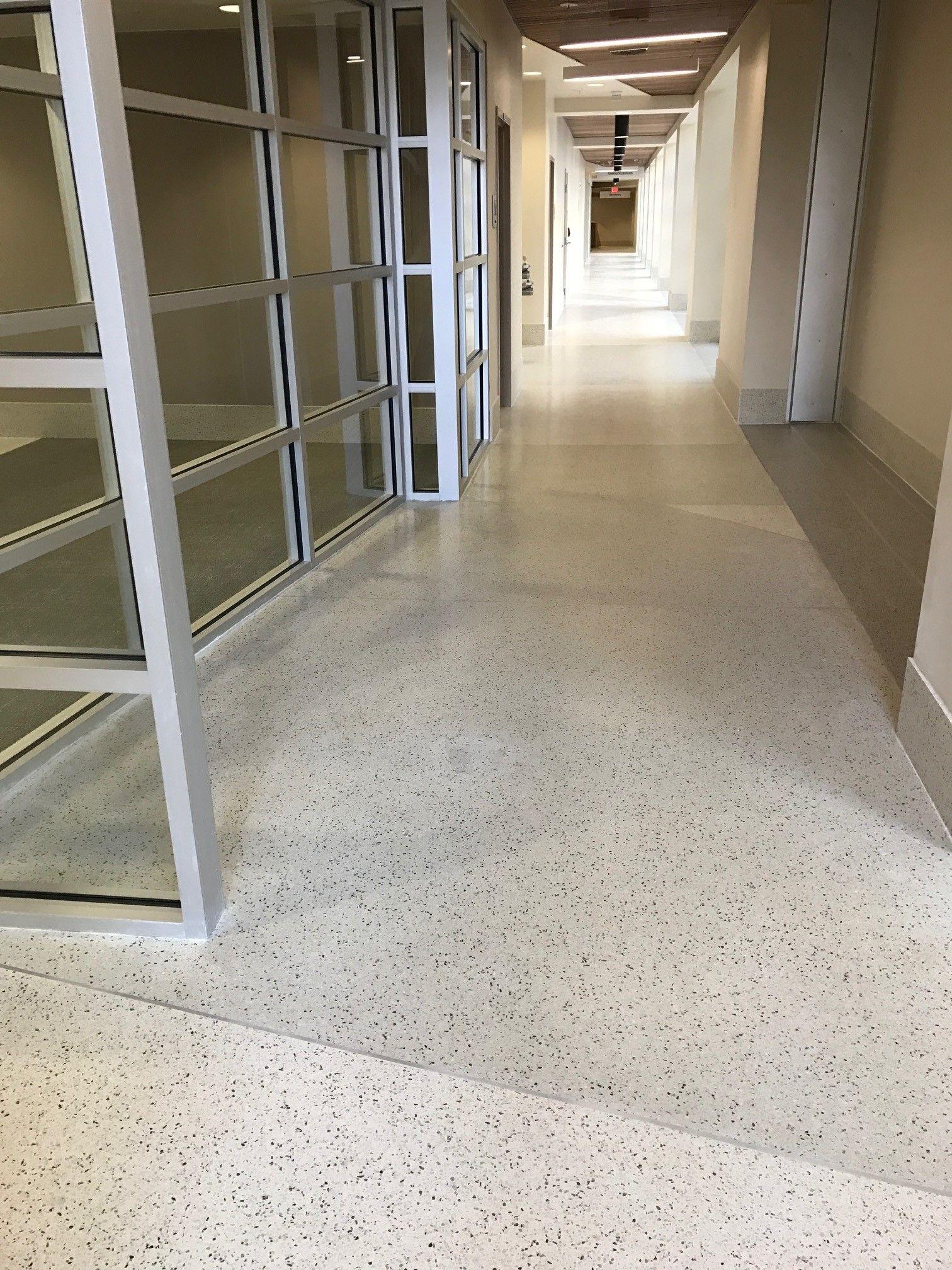 Terrazzo Flooring Installer Project Details Flooring