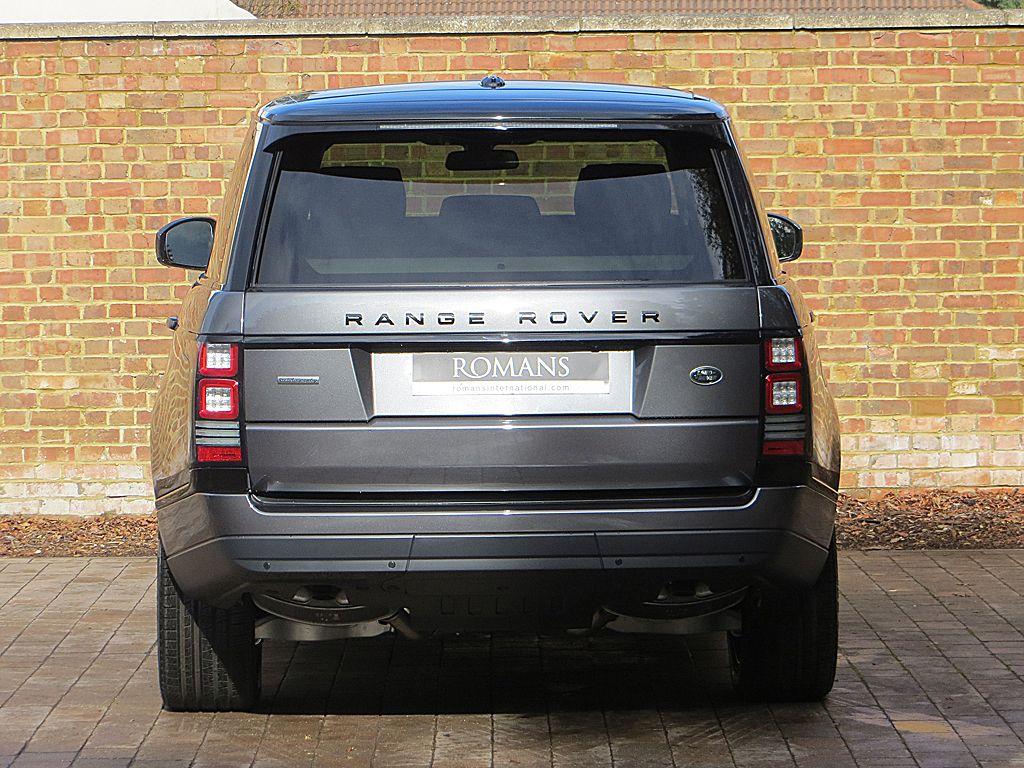 Used corris grey land rover range rover sport for sale surrey - Range Rover 4 4 Sdv8 Autobiography Lwb