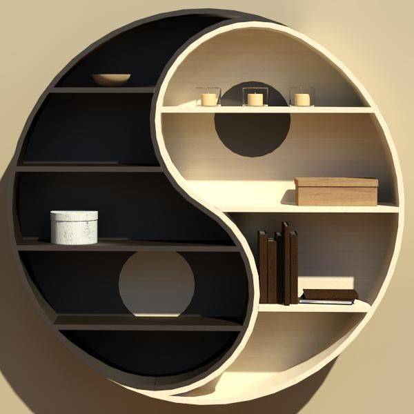This is not my style,but think its cool  is part of Book furniture -
