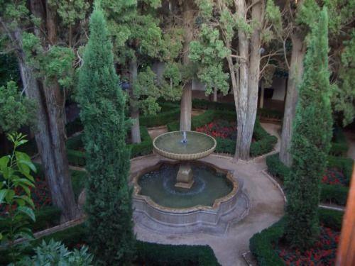 أكبر حدائق الإسلام رصافة الأندلس Garden Makeover Amazing Gardens Moorish