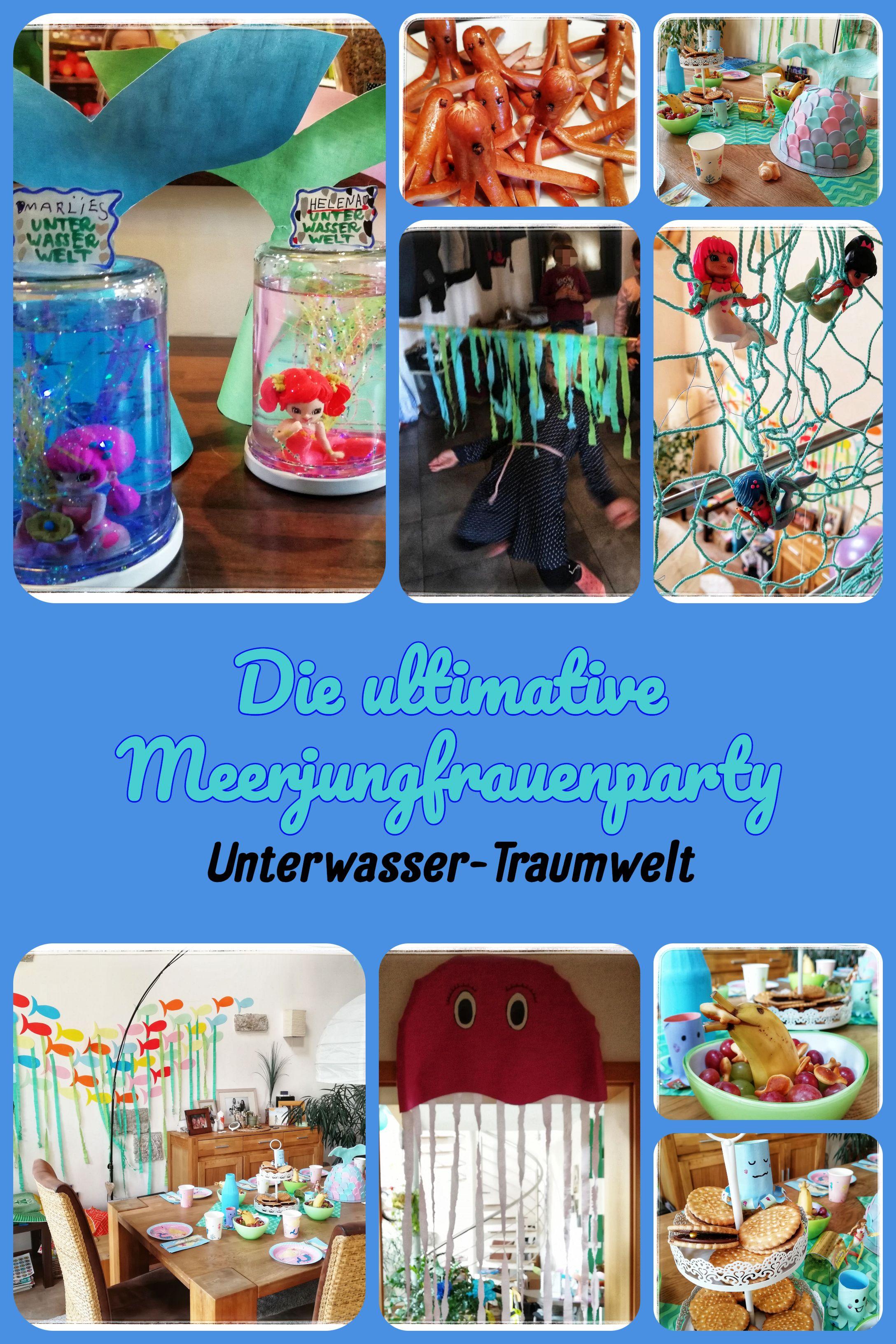 """Photo of Kindergeburtstag """"Meerjungfrauen"""" – Auf Rettungsmission"""