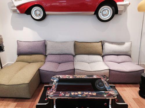 Calia-Italia-Hip-Hop-Premium-830-Modular-lounge-coloured-sofa | Cose ...